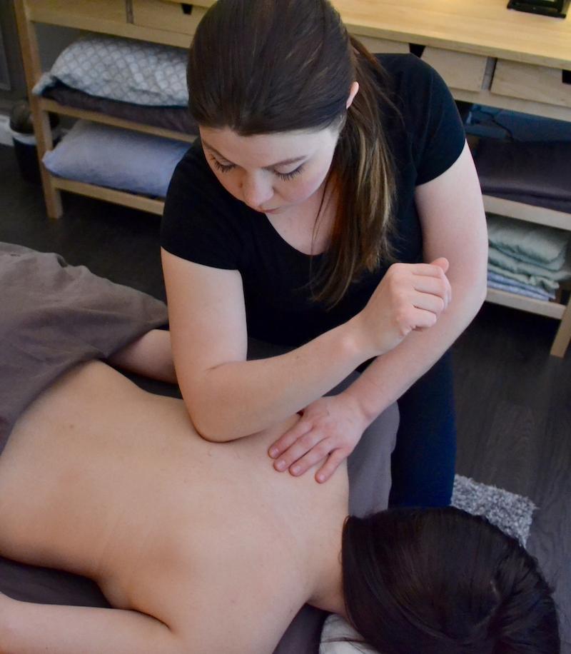 Refined Massage Therapy - Therapeutic Massage 1