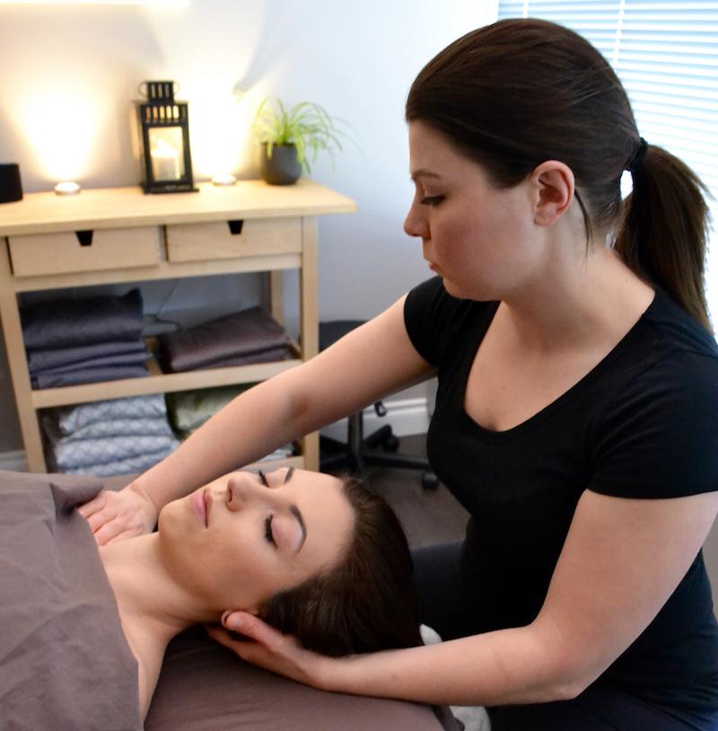 Refined Massage Therapy - Therapeutic Massage 2