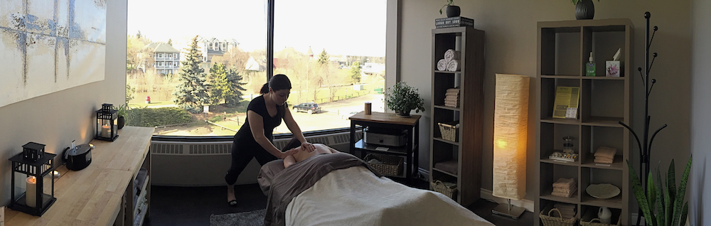 Refined Massage Therapy - Therapeutic Massage - Panorama